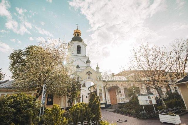 Як виглядав Київ у великодній ранок: чарівні фото - фото 324537