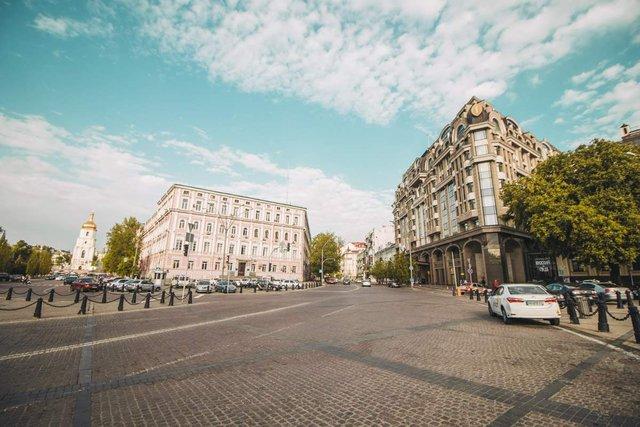 Як виглядав Київ у великодній ранок: чарівні фото - фото 324542