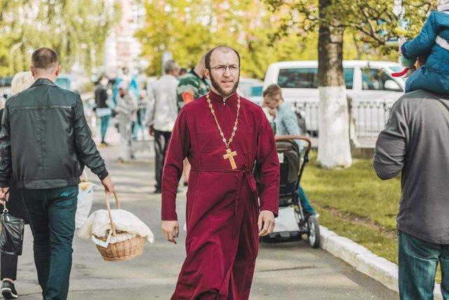 Як виглядав Київ у великодній ранок: чарівні фото - фото 324547