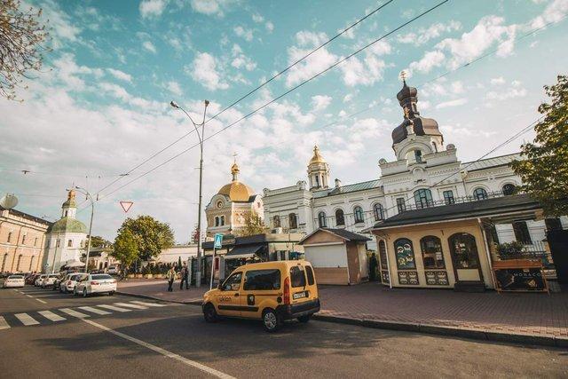 Як виглядав Київ у великодній ранок: чарівні фото - фото 324549