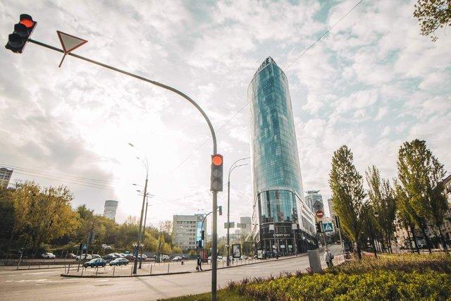 Як виглядав Київ у великодній ранок: чарівні фото - фото 324550