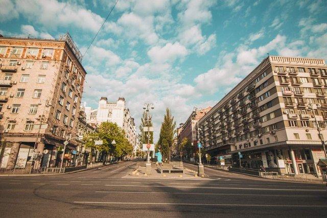 Як виглядав Київ у великодній ранок: чарівні фото - фото 324551