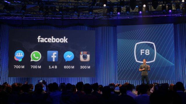 Цукерберг хоче розділити Facebook на два незалежних бізнеси - фото 324730