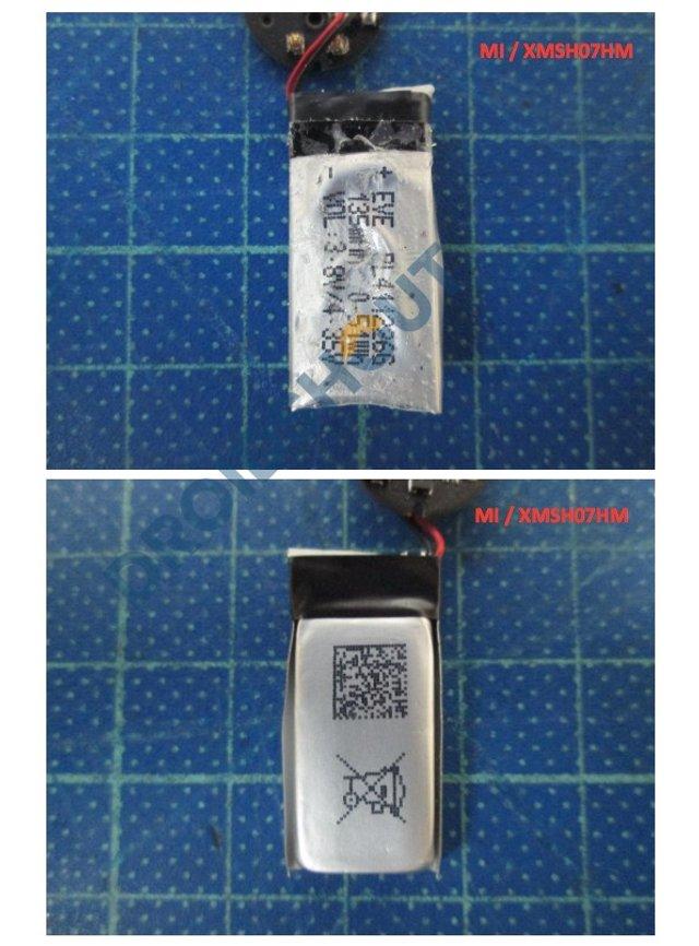 Xiaomi Mi Band 4 з'явився на перших реальних фото - фото 324918