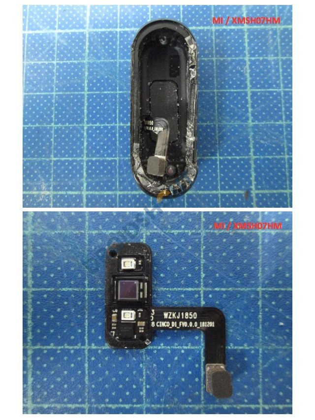 Xiaomi Mi Band 4 з'явився на перших реальних фото - фото 324920
