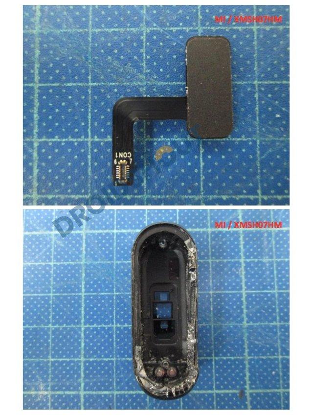 Xiaomi Mi Band 4 з'явився на перших реальних фото - фото 324921