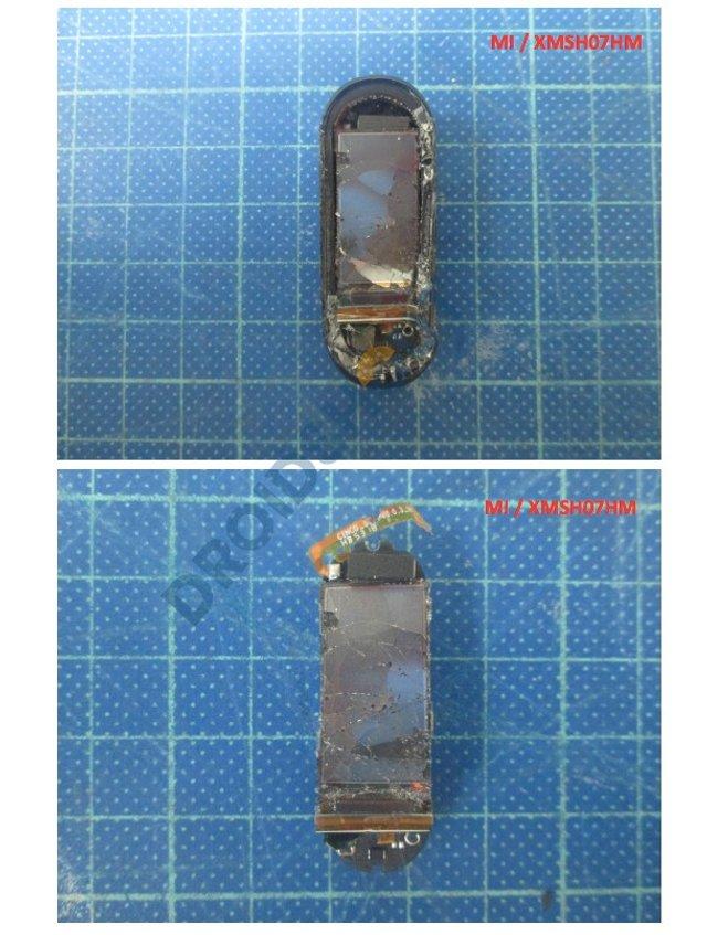 Xiaomi Mi Band 4 з'явився на перших реальних фото - фото 324922