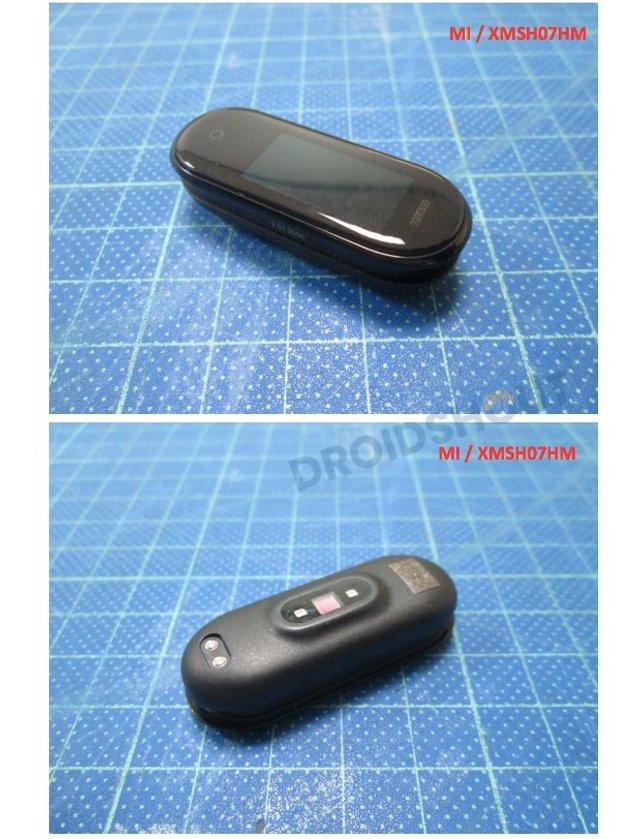 Xiaomi Mi Band 4 з'явився на перших реальних фото - фото 324924