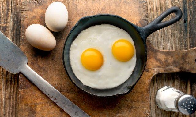 Яйця також відмінно підійдуть для вечері - фото 324965