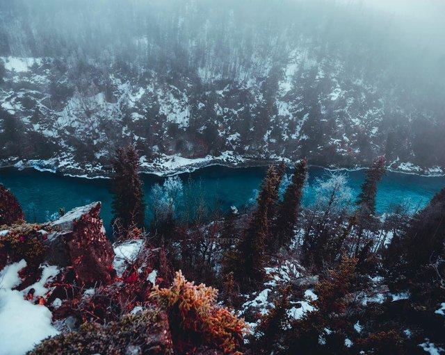 Фото Аляски, які змусять затримати погляд: захопливі кадри - фото 325026