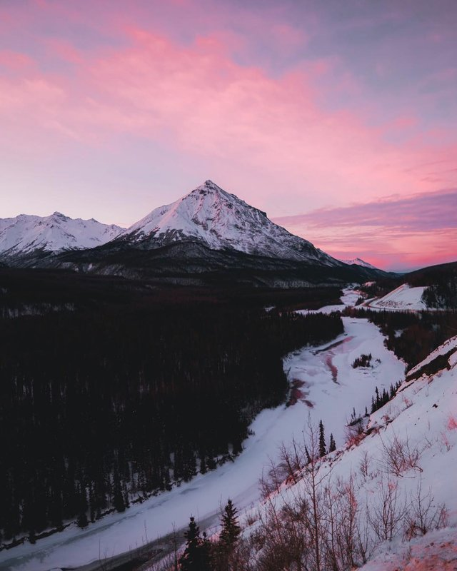 Фото Аляски, які змусять затримати погляд: захопливі кадри - фото 325031