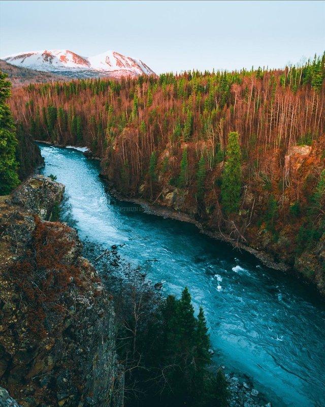 Фото Аляски, які змусять затримати погляд: захопливі кадри - фото 325036