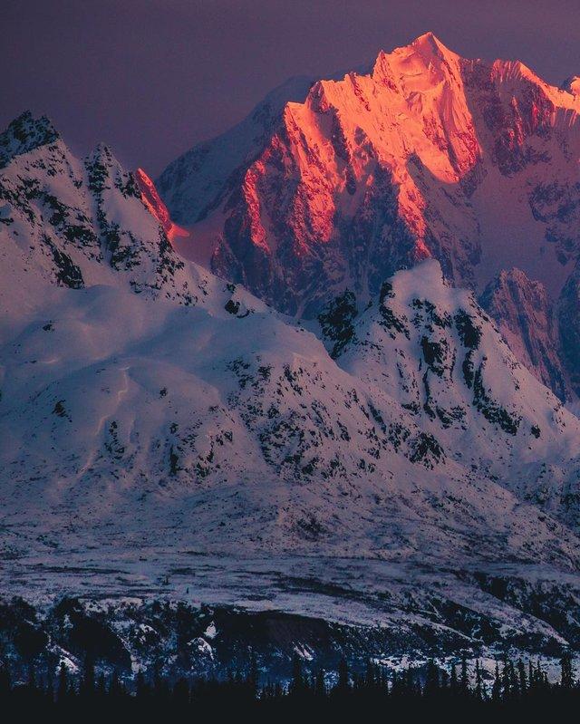 Фото Аляски, які змусять затримати погляд: захопливі кадри - фото 325043