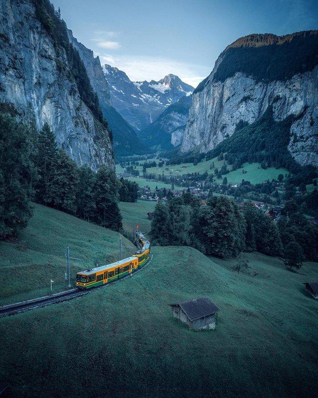 Вражаючі фото Європи, які надихають на подорожі - фото 325076