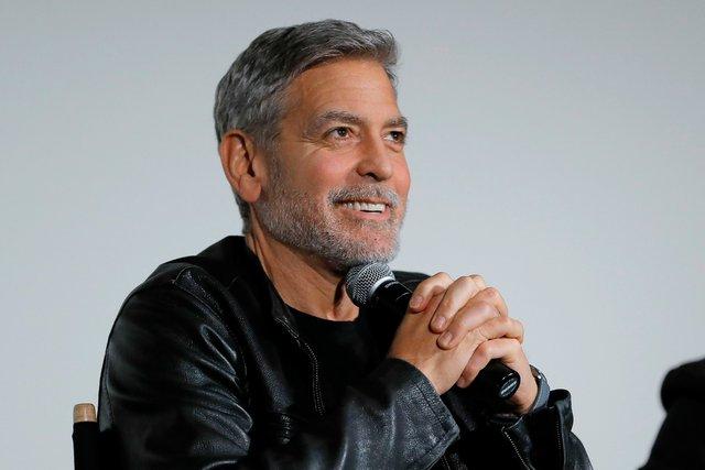 Джордж Клуні святкує день народження - фото 325355