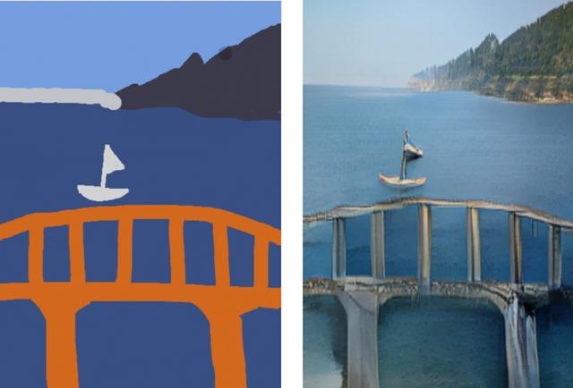 З'явилася програма, яка перетворює дитячі малюнки в реалістичні пейзажі - фото 325396