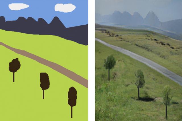 З'явилася програма, яка перетворює дитячі малюнки в реалістичні пейзажі - фото 325397