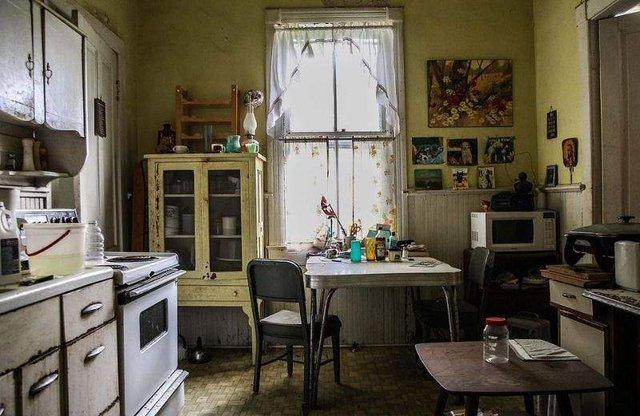 У цей будинок десятиліттями не ступала нога людини - фото 325498