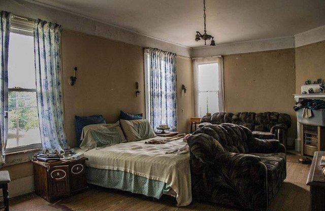 У цей будинок десятиліттями не ступала нога людини - фото 325502