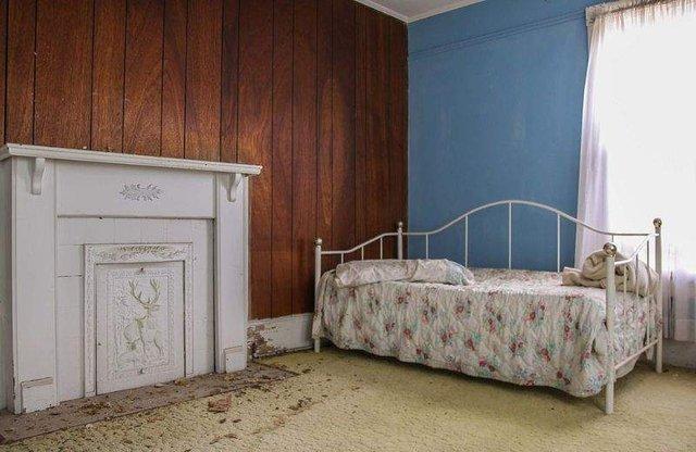 У цей будинок десятиліттями не ступала нога людини - фото 325504