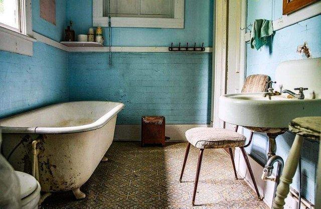 У цей будинок десятиліттями не ступала нога людини - фото 325509