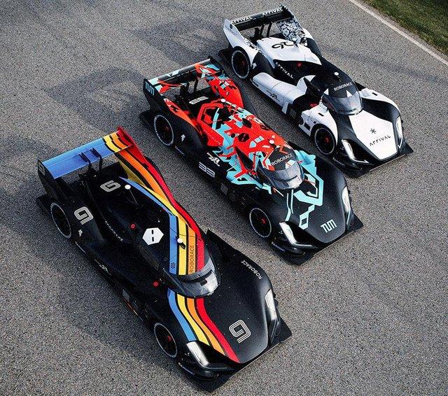 Дивіться, як виглядатимуть гонки, в яких не буде водіїв - фото 325532
