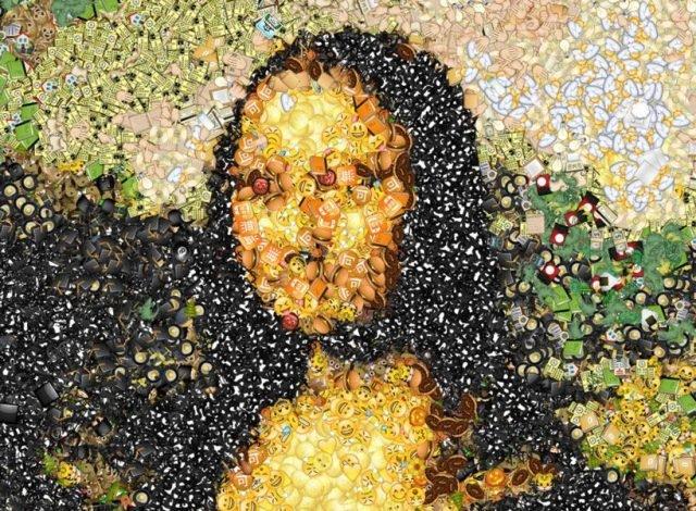 Сайт для настрою: перетворіть будь-який знімок в картину з емодзі - фото 325610