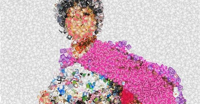Сайт для настрою: перетворіть будь-який знімок в картину з емодзі - фото 325611