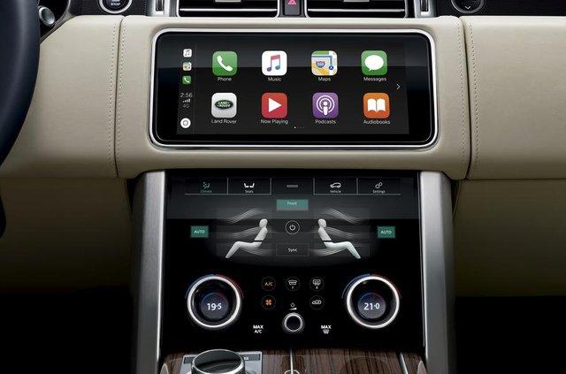 Позашляховий Range Rover перетворили на 'м'який' гібрид - фото 325669