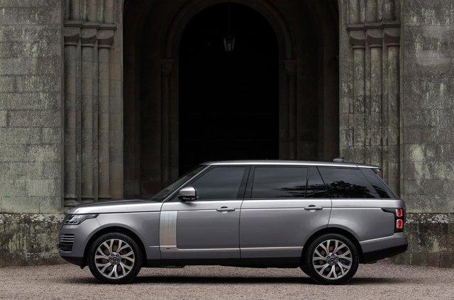 Позашляховий Range Rover перетворили на 'м'який' гібрид - фото 325673