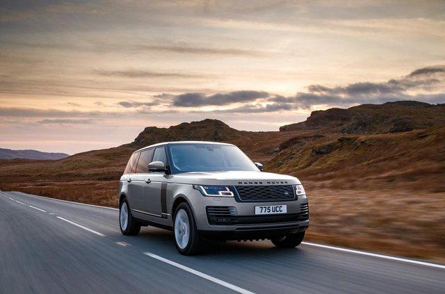 Позашляховий Range Rover перетворили на 'м'який' гібрид - фото 325674