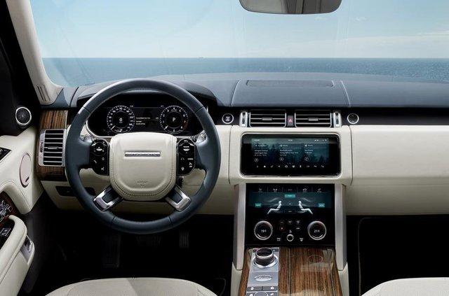 Позашляховий Range Rover перетворили на 'м'який' гібрид - фото 325676