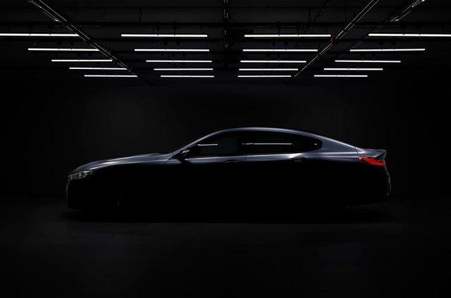 Перше фото чотиридверної 'вісімки' від BMW - фото 325798