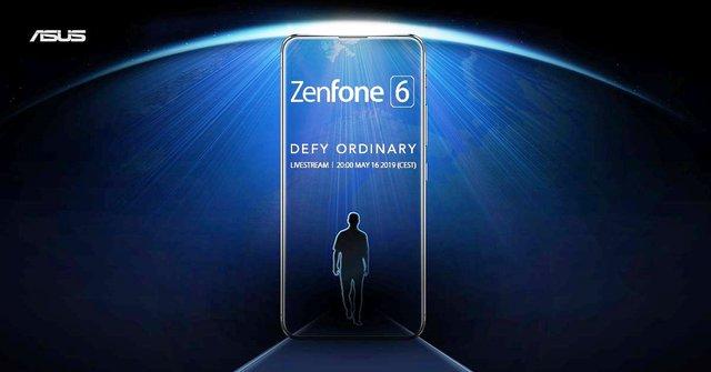 Тизерне фото Asus ZenFone 6 - фото 325816