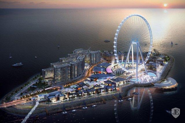 У Дубаї добудували найвище у світі колесо огляду - фото 325898