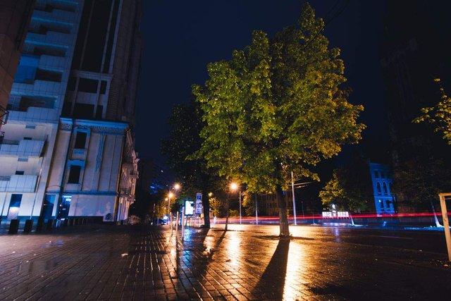 Нічний Київ у атмосферних знімках - фото 325936