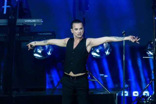 Народився Девід Гаан з Depeche Mode - фото 325980