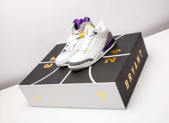 Air Jordan Kobe PE Pack Retro 8 Retro 3 - фото 325988
