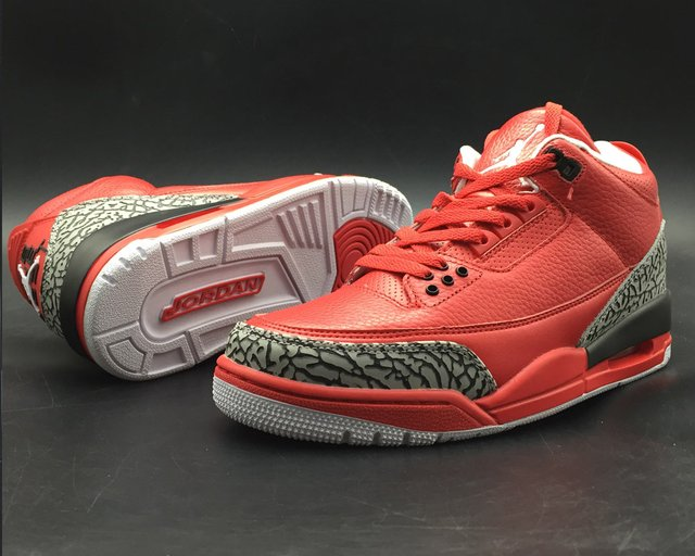 Air Jordan 3 Retro DJ Khaled Grateful - фото 325995