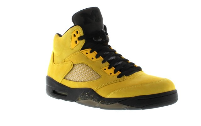 Air Jordan 5 Retro Fab Five PE - фото 325996