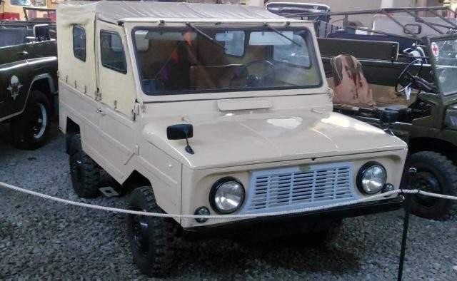 Унікальний ЛуАЗ-969М  - фото 326009