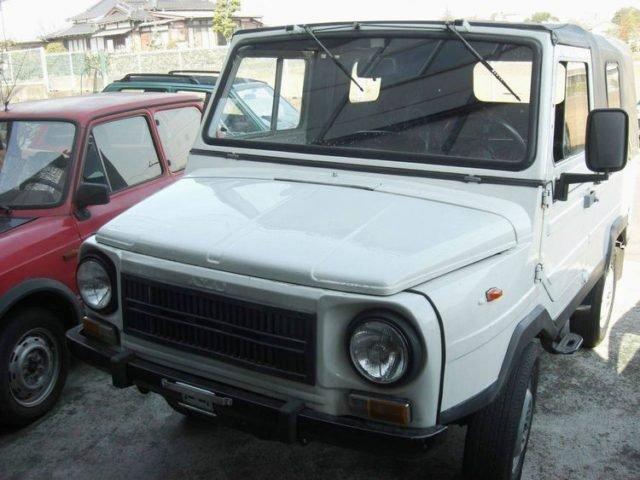 В Японії знайшли унікальний український позашляховик - фото 326010