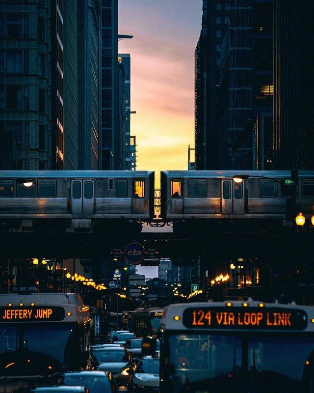 Чикаго з особливих ракурсів: фото, які варто побачити - фото 326162