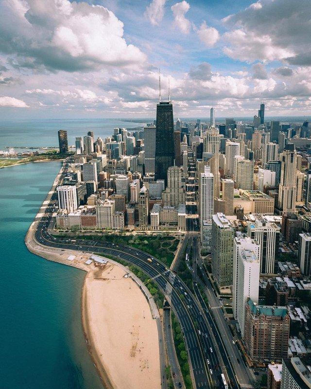 Чикаго з особливих ракурсів: фото, які варто побачити - фото 326163