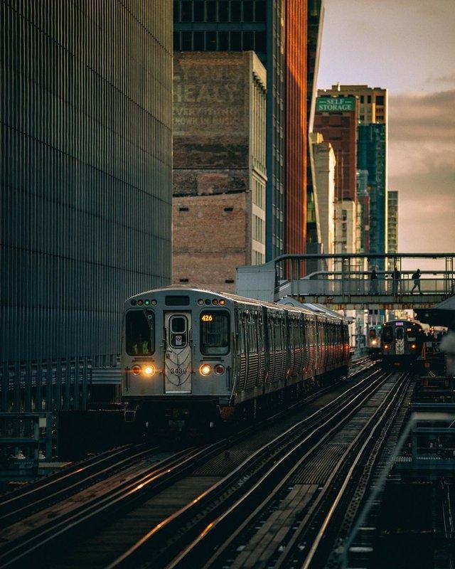 Чикаго з особливих ракурсів: фото, які варто побачити - фото 326164