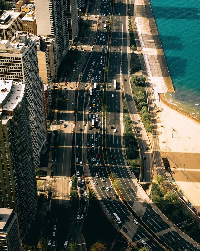 Чикаго з особливих ракурсів: фото, які варто побачити - фото 326166