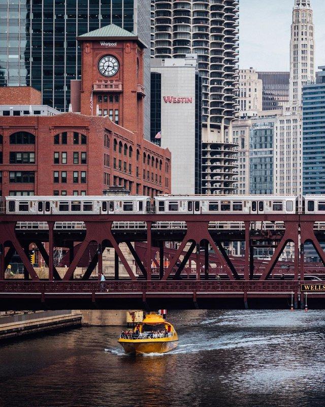 Чикаго з особливих ракурсів: фото, які варто побачити - фото 326171
