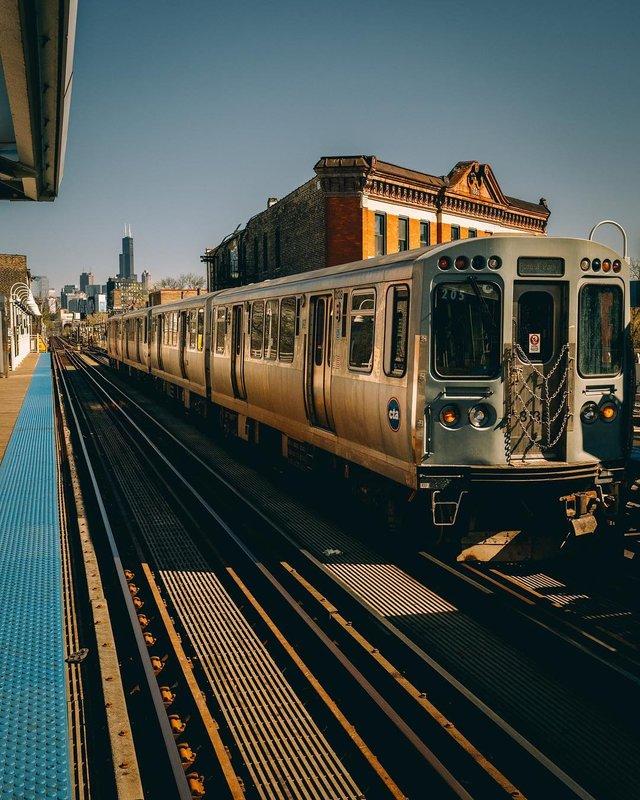 Чикаго з особливих ракурсів: фото, які варто побачити - фото 326173