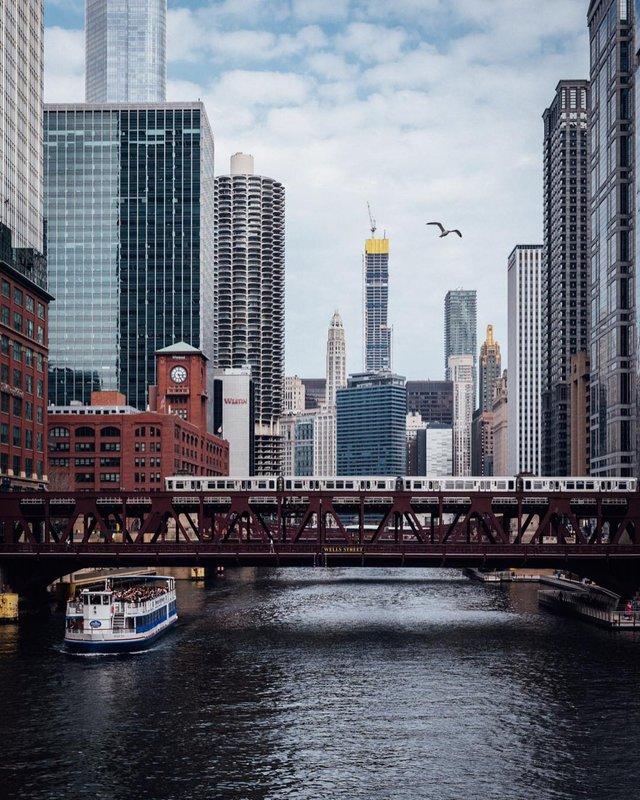Чикаго з особливих ракурсів: фото, які варто побачити - фото 326174