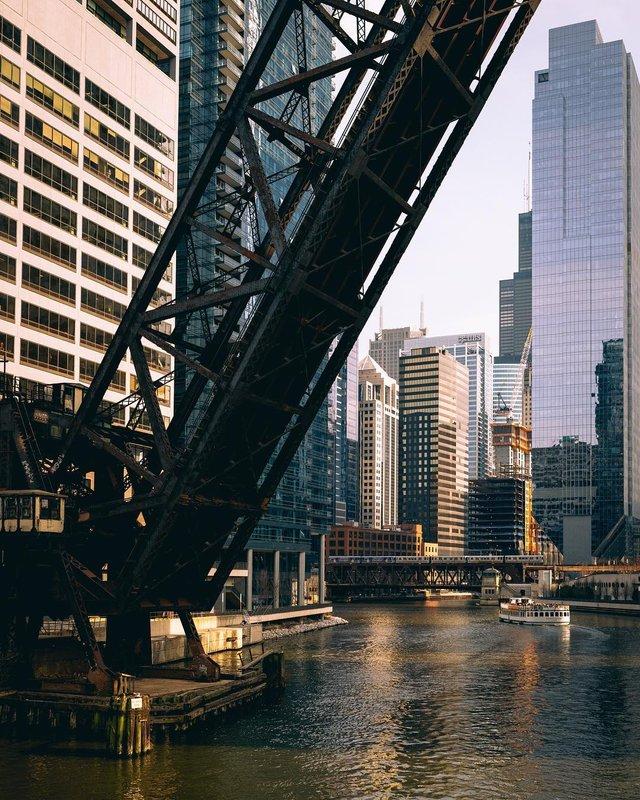 Чикаго з особливих ракурсів: фото, які варто побачити - фото 326177